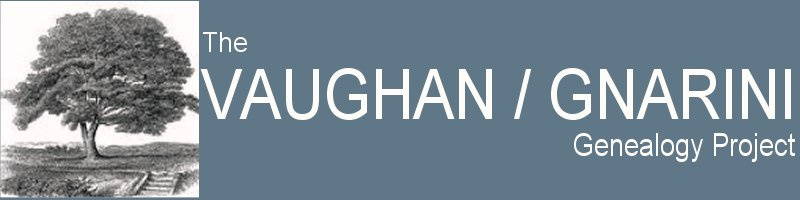 Vaughan Genealogy Web Portal